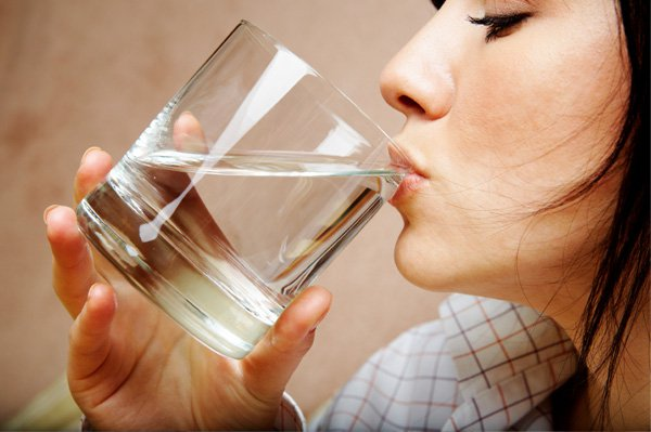 Drink Water before you Eating