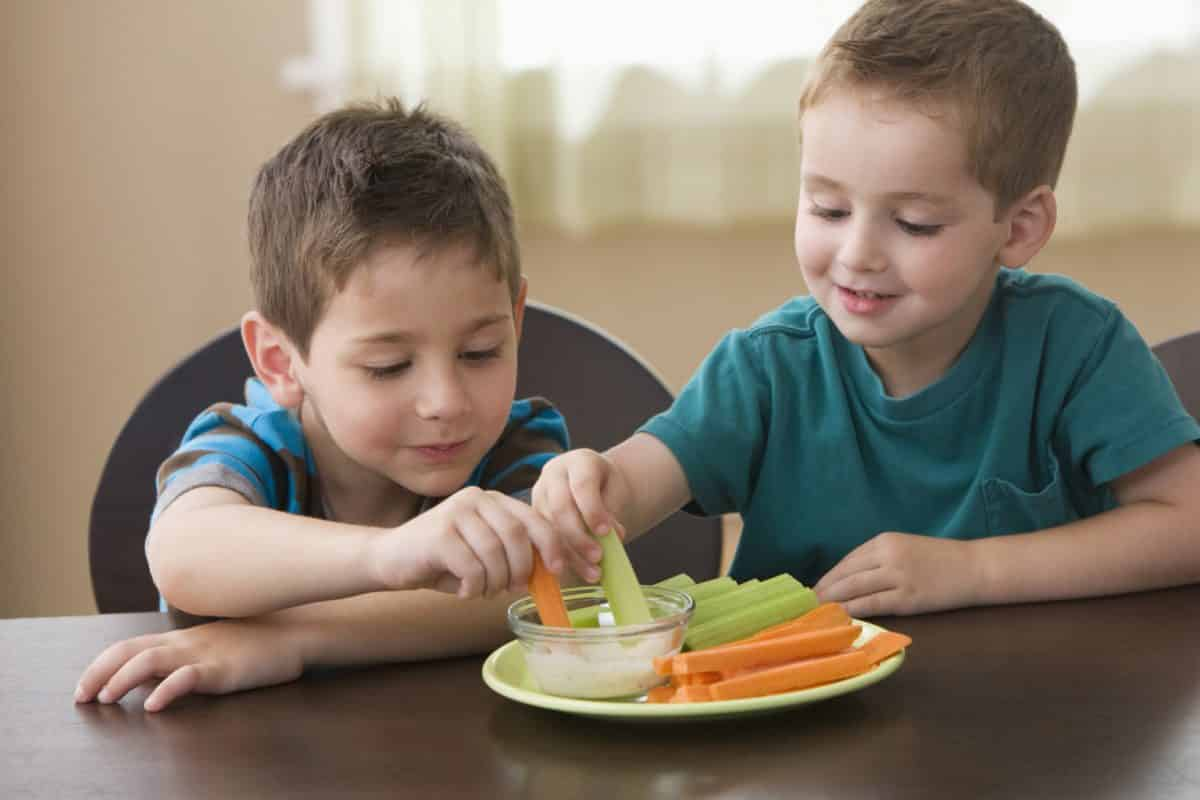 Put the power of nutrition in the kids' hands