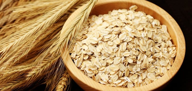 Oats and diet