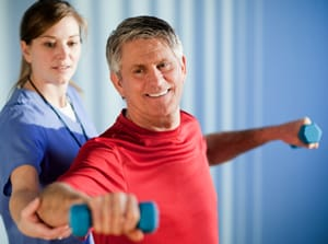 Speech and physical therapy