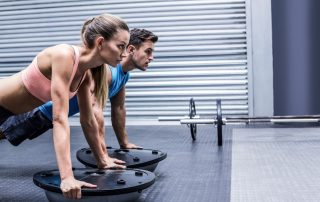 10 Simple Couple Workouts You Must Try With Your Partner