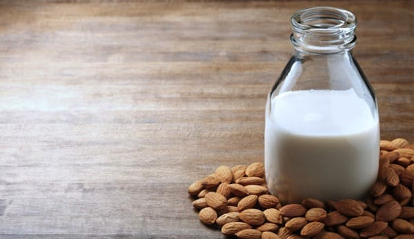 Almond Milk for Blood Sugar Friendly