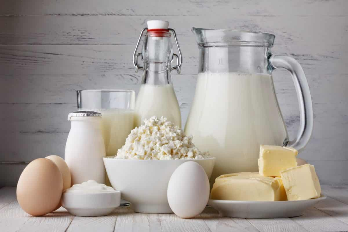 Dairy products to consume