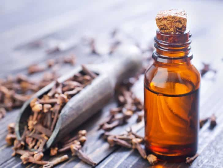 Apply Clove Oil Topically Or Rinse With It