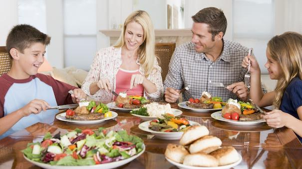Promote your healthy eating in your home