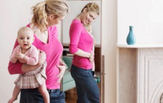 Natural Remedies to Lose Belly Fat Post Pregnancy