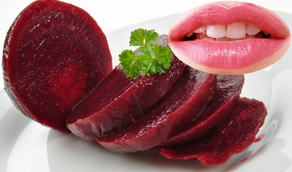 Effective Home Remedies For Dark Lips – Beetroot