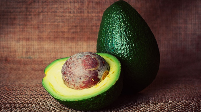 Avocado is the magician for dry hair