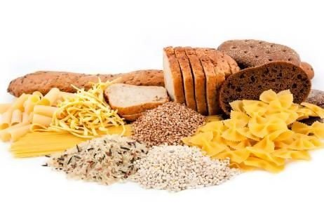 Carbohydrate group foods