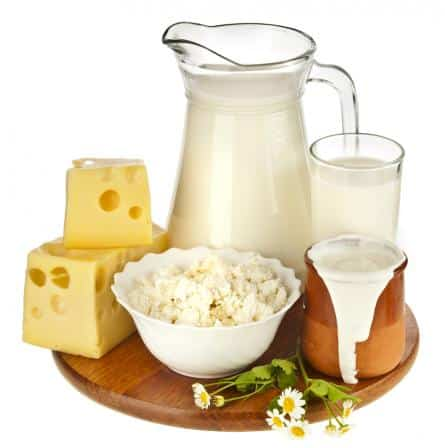 Take care with dairy products