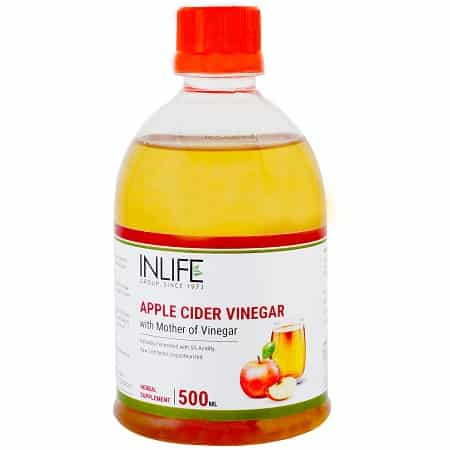 Buy Apple Cider Vinegar With Mother Vinegar - Inlife