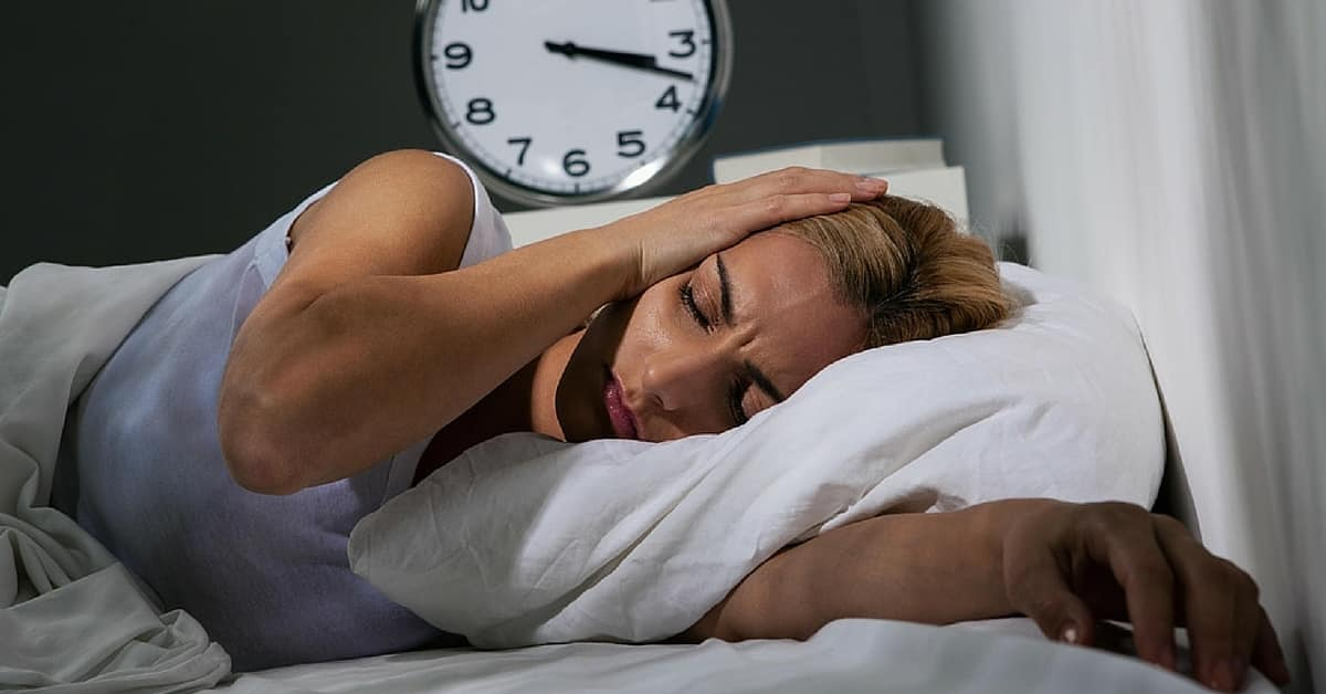 Improve Lack Of Sleep