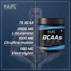 BCAA energy drink for workout