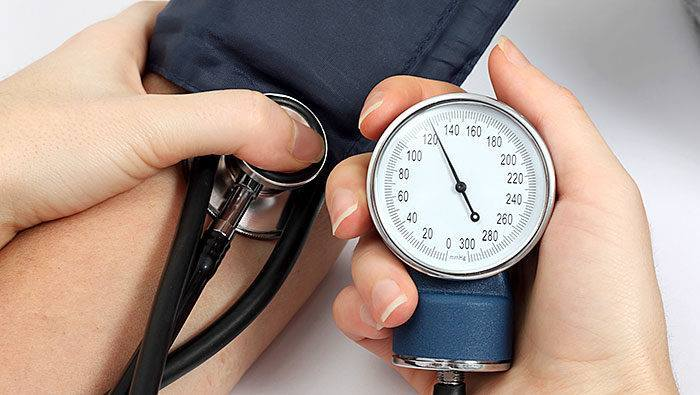 Preventing high blood pressure