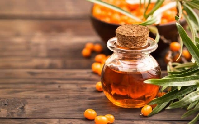 What is Seabuckthorn oil?