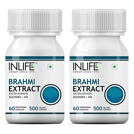 Bramhi-Extract 2 pack