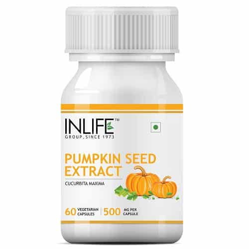 Pumpkin Seed Extract_Front
