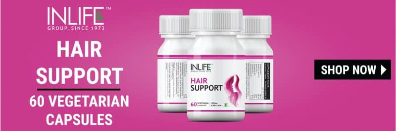 Inlife Hair support
