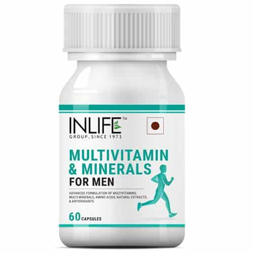 Multivitamin & Minerals Supplement for Men