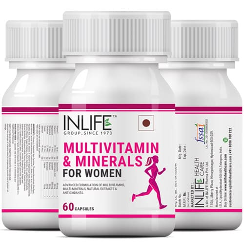 multivitamin with minerals