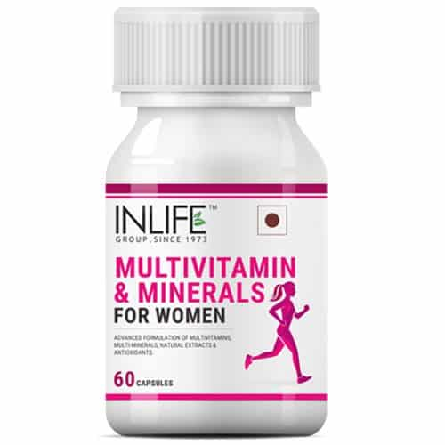 Multivitamin & Minerals Women
