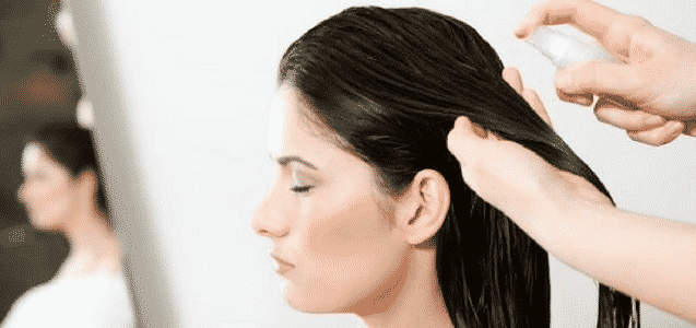 Deep conditioner For hair