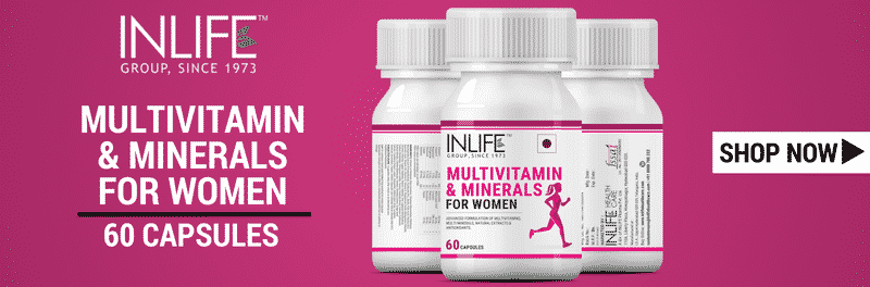 Multivitamins and Minerals for Women