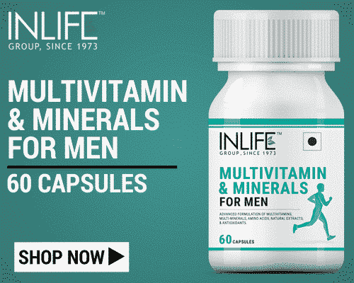 Multivitamins and Minerals for Men
