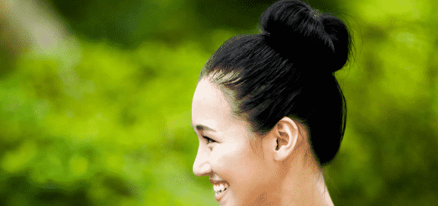 Smooth Twisted Topknot