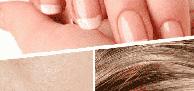 Hair, Skin, and Nails