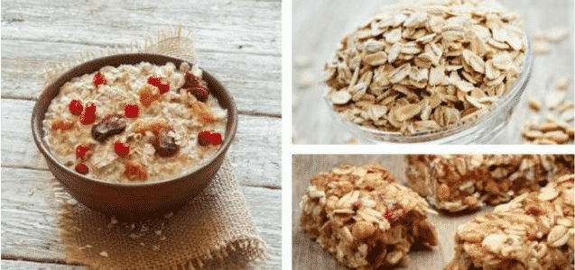 Fibre-Rich Food