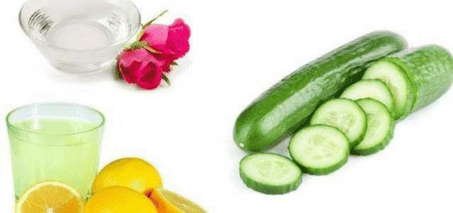 Mist – 1: (Cucumber With Lemon, Aloe Vera And Also Rosewater)