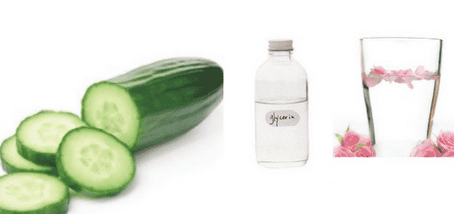 Mist – 4: (Cucumber with The Combination Of Rosewater and Glycerin)