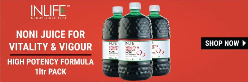 Vitality and Vigor Noni juice