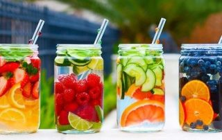14 Refreshing Infused Water Recipes To Keep You Hydrated