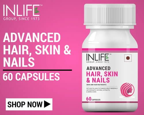Advance Hair skin and Nails supplement