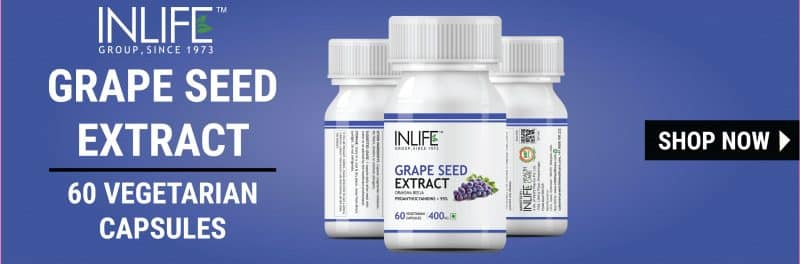 GRAPE SEED EXTRACT 400MG banner 2