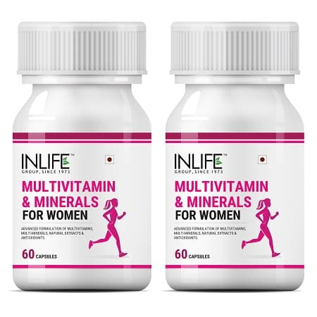 Multivitaminl-&-Minerals-for-Women 2 pack