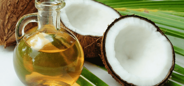 6. Using Coconut Oil