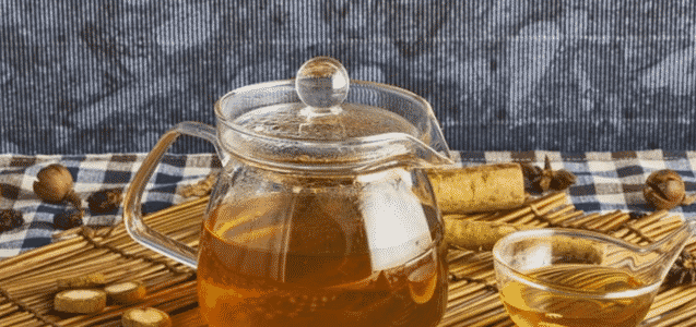 2. Consume Burdock Root Tea To Combat Candida Infection