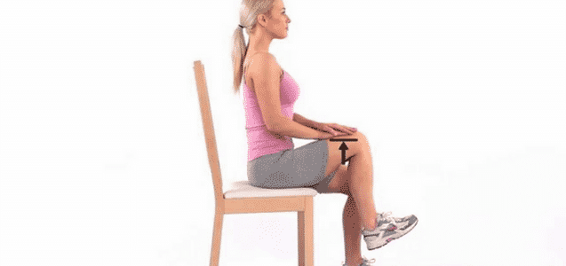 Hip Marching to Strengthen Your Lower Body