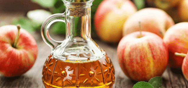 How to Deal With Cradle Cap With An Apple Cider Vinegar?