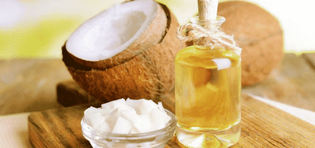 How To Get Rid Of Cradle Cap With The Coconut Oil
