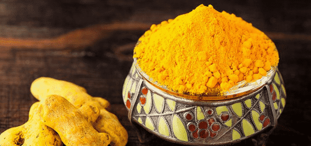 Turmeric to Treat White Coated Tongue Naturally At Home