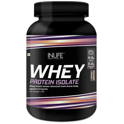 iso 100 whey protein weight loss
