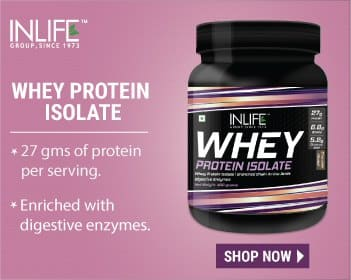 Inlife Whey Protein Isolate