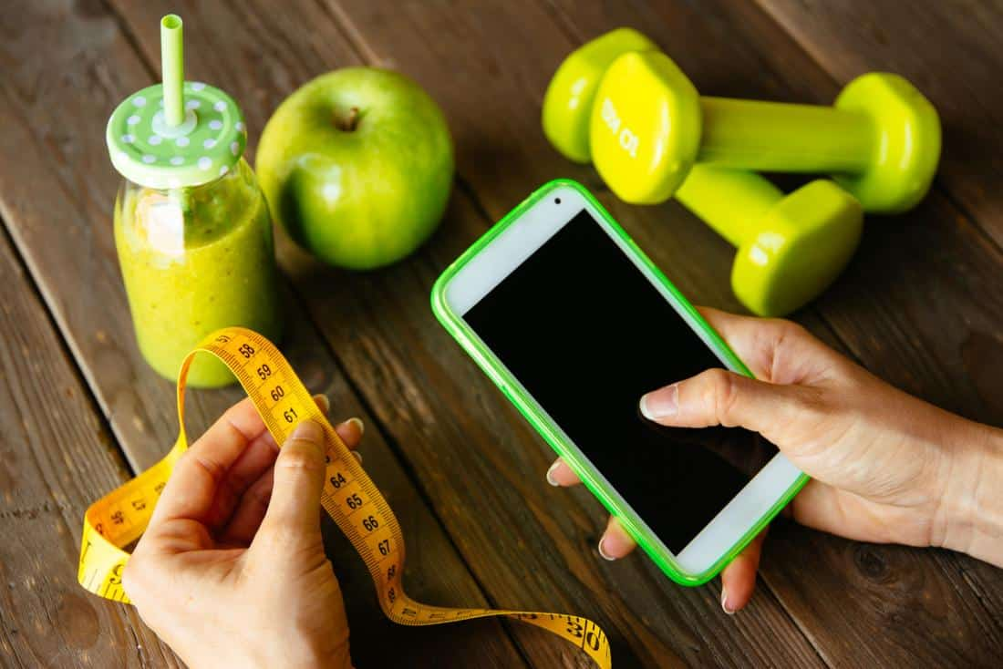 What are the best fitness mobile apps for weight-loss?