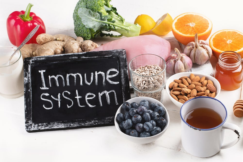 What Are The Immune System Booster Foods And Its Diet Chart?