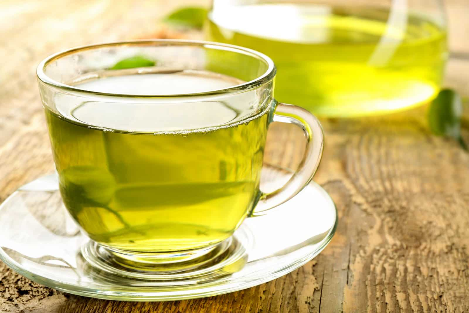 Green Tea Boosts Your Immune System