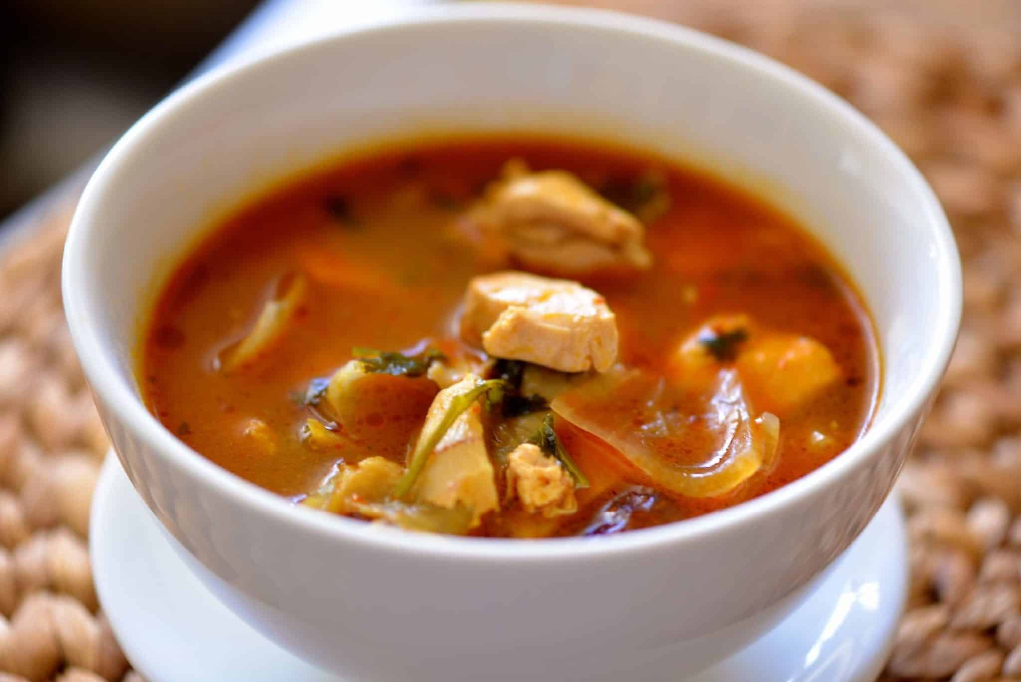 Chicken Soup Boosts Your Immune System
